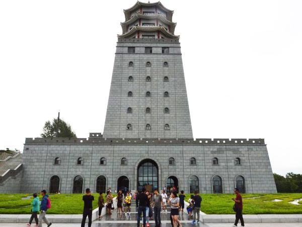 【边境】防川一日游/天天发/土字碑/龙虎阁/张鼓峰纪念馆