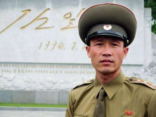【北朝鲜】南阳一日游/图们起止/步行一日游