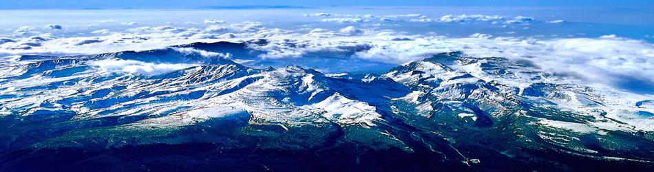 雪域长白山